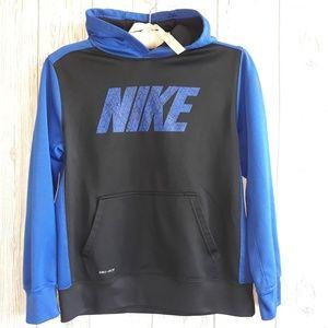 Nike Boys Sweatshirt Hoodie in Size Large
